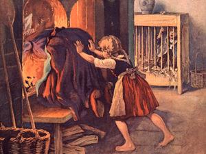 witch - Hänsel und Gretel
