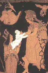 Geburt Athenas