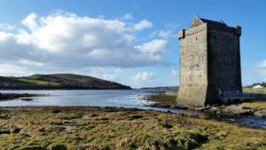 Sitz der O'Malleys: Clare Castle